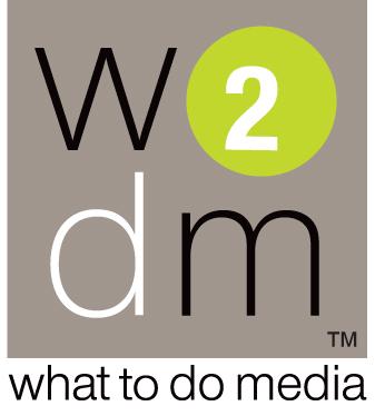 Whattodomedia logo