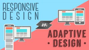 what to do media website design, responsive website design, responsive design vs adaptive design, RWD vs AWD