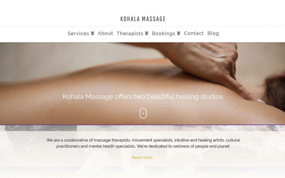 Kohala Massage