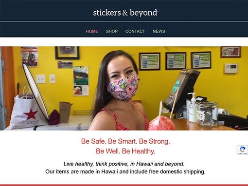 Stickers & Beyond