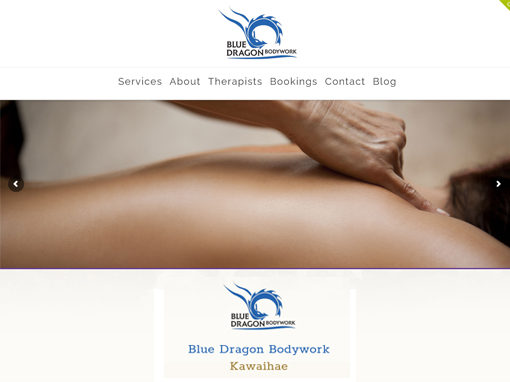 Blue Dragon Bodywork